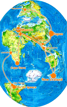 Travel Map World