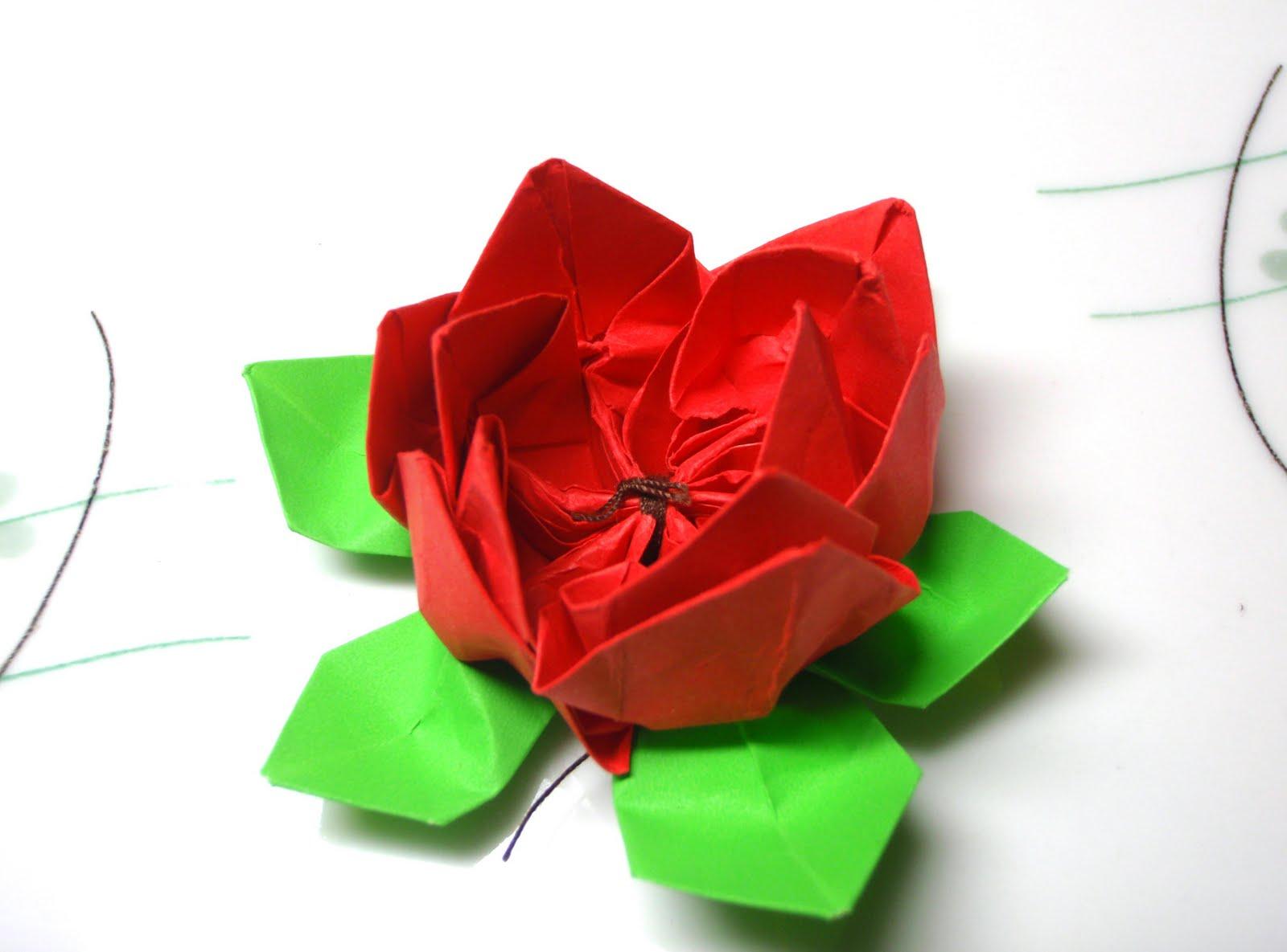 best lotus flower napkin fold step by step lotus origami. Black Bedroom Furniture Sets. Home Design Ideas
