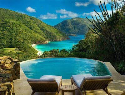 menikmati percutian relaks minda