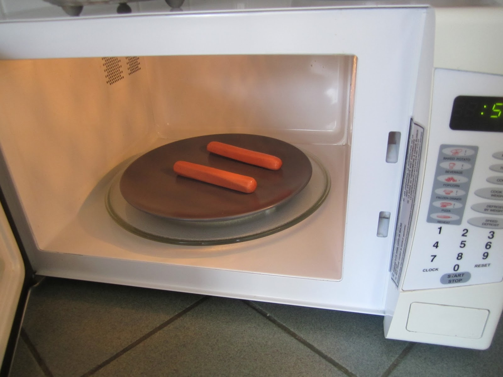 Step 1 Insert Your Hot Dog S Into The Microwave Yes Cooking With Is A Cop Out But You Ll Find That Best Friend And
