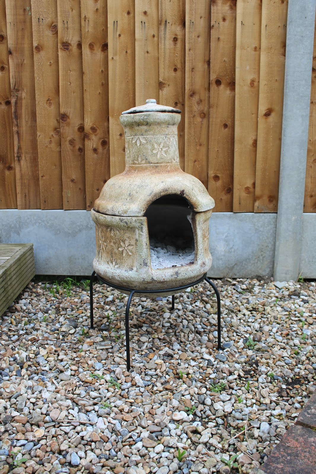blog review, culture vulture direct, star chimnea