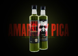 Aceite  AMARGA Y PICA