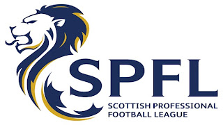 Scottish Professional Football League, SPFL, logo