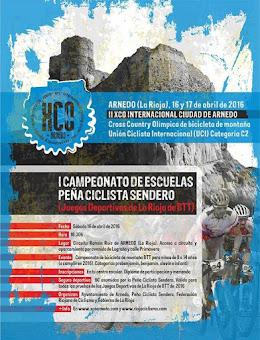 El canal Teledeporte de RTVE retransmitirá el XCO Internacional de ciclismo que se celebrará el pró