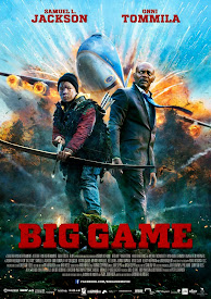 pelicula Big Game (2015)