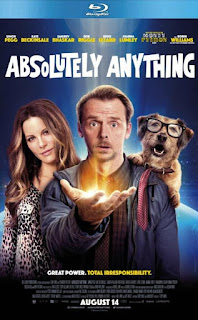 Absolutely Anything (2015) Movie