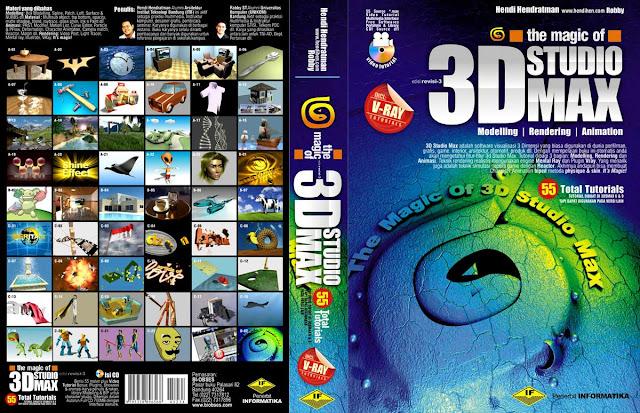 buku 3D, 3Ds Max