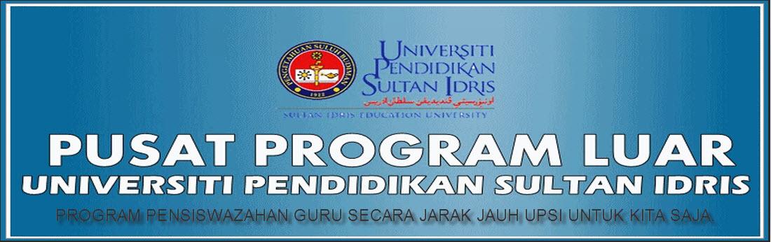Program Pensiswazahan Guru UPSI secara PJJ