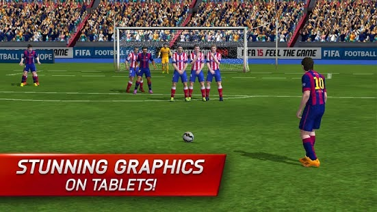 FREE DOWNLOAD FIFA 2015 APK + DATA HD ANDROID TERBARU