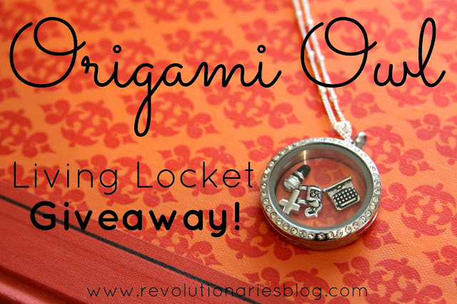 Origami Owl Living Locket Giveaway