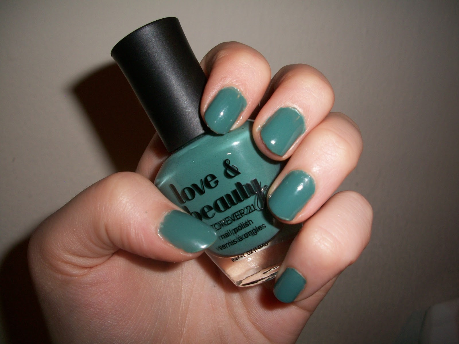 Valerieu0026#39;s Vanity Love U0026 Beauty By Forever 21u0026#39;s Seafoam Nail Polish Swatches Pictures And Review!