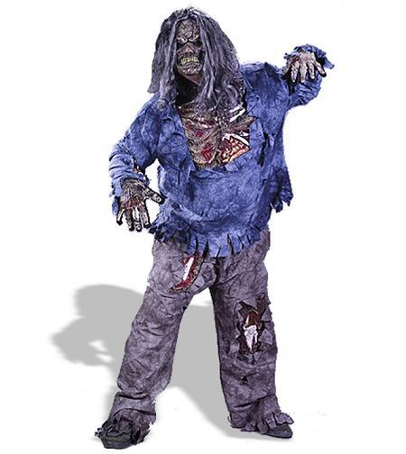 como hacer un disfraz de zombie - Como Hacer Manualidades y