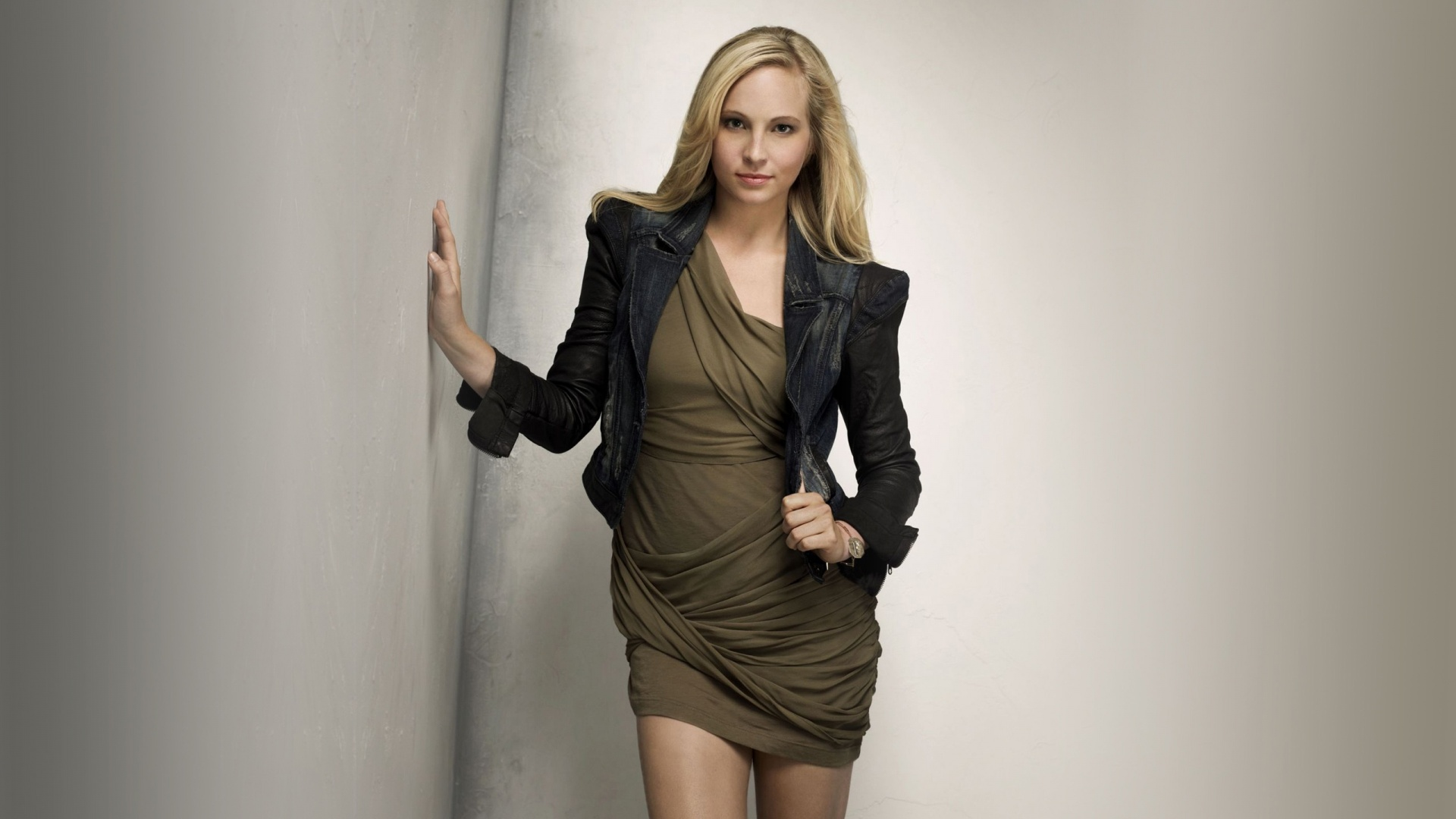 Candice accola short dress high definition wallpapers for High fashion meaning