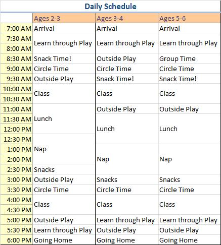 Best School Schedule Program