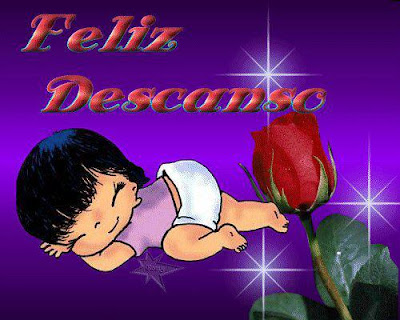 Buenas Noches, Feliz Descanso