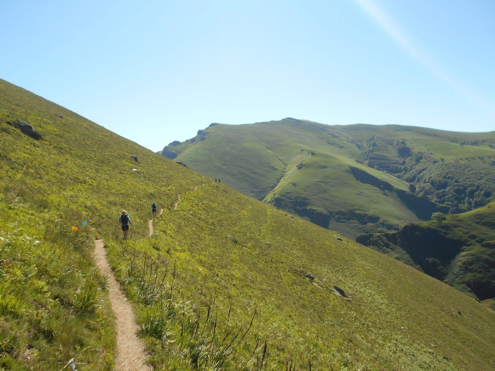 Euskal trails 2019. Trail gourmand