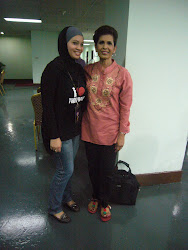 Me with Anne Raj (RTM)