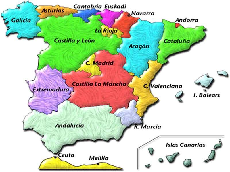 espana y su musica: