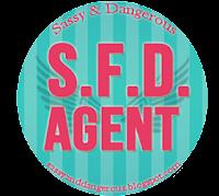 S.F.D. Agent button