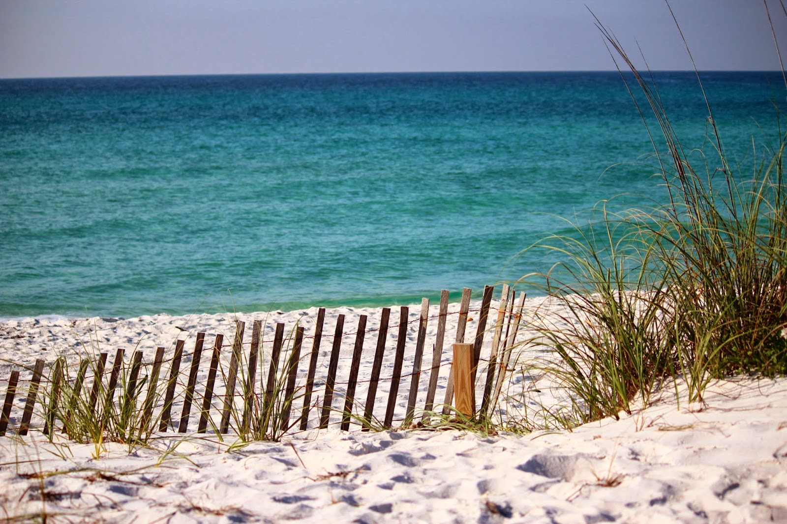 Pensacola Beach~ White Sand and Emerald Water!