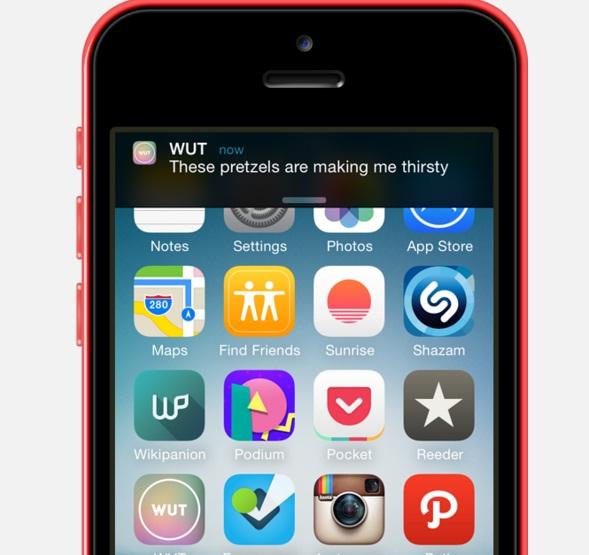 Wut Wut is social app