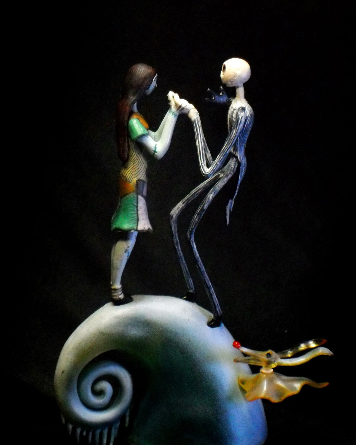 The Nightmare Before Christmas: On Spiral Hill
