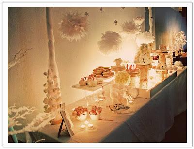 semplicemente perfetto party natale bianco e rosso  tavola