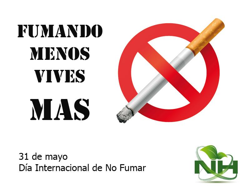 DIA De No Fumar