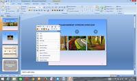 hyperlink antar slide presentasi
