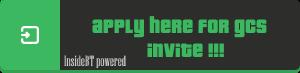 GCS Invite