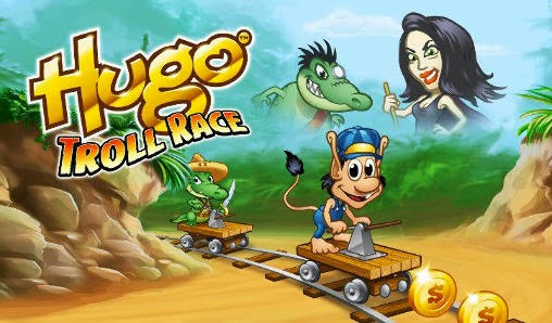Hugo Troll Race Android Apk File