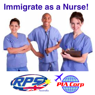 Immigrate to Australia as a nurse
