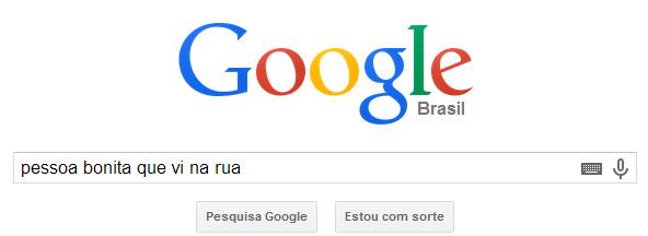 como fazer com os resultados do Google parem de aparecer durante a digitação