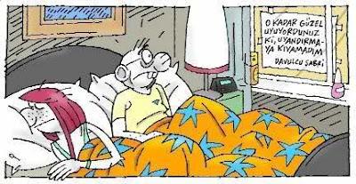 ramazan-ayı-davulcu-uyandırmaya-kıyamadım-karikatür