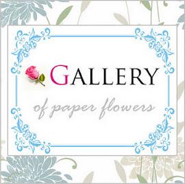магазин бумажных цветов