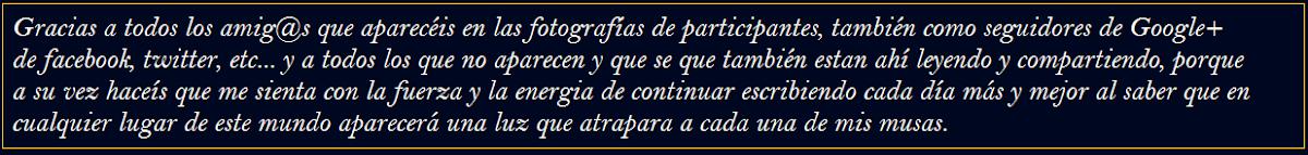 SALUDOS AMIG@S