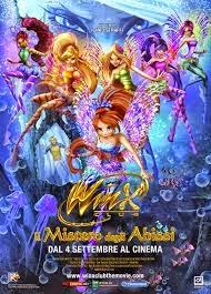 Ve la pelicula Winx Club: El Misterio Del Abismo