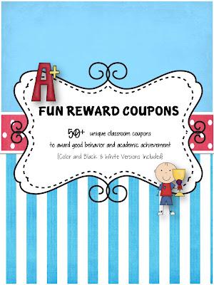 School reward coupons