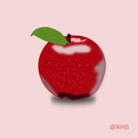Ingin langsing makanlah kulit apel