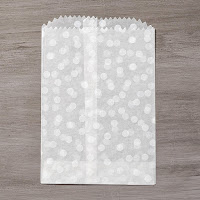 Stampin'UP! Sketched Dots Glassine Bags