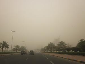 No es niebla!!...