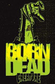 skaternoise CREATURE - Born Dead