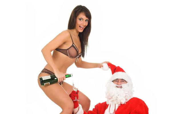 Bellas Chicas y la Navidad