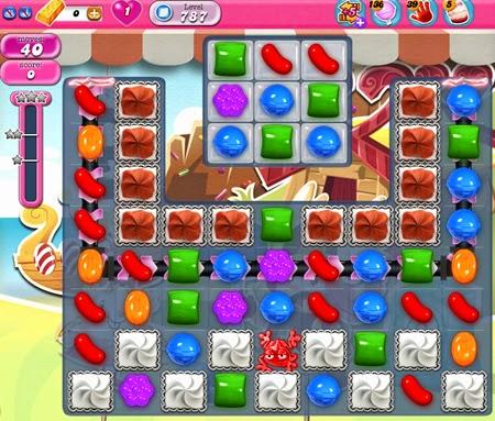 Candy Crush Saga 787