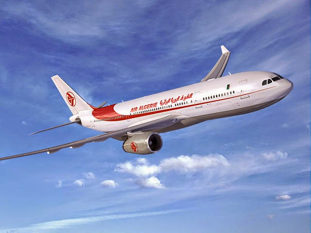 Air Algerie plane with 116 aboard crashes in Mali