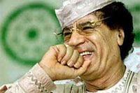 UNO-Menschenrechtspreis für Gaddafi