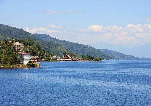 Danau Singkarak Tempat Wisata Menarik Di Padang Sumatera Barat