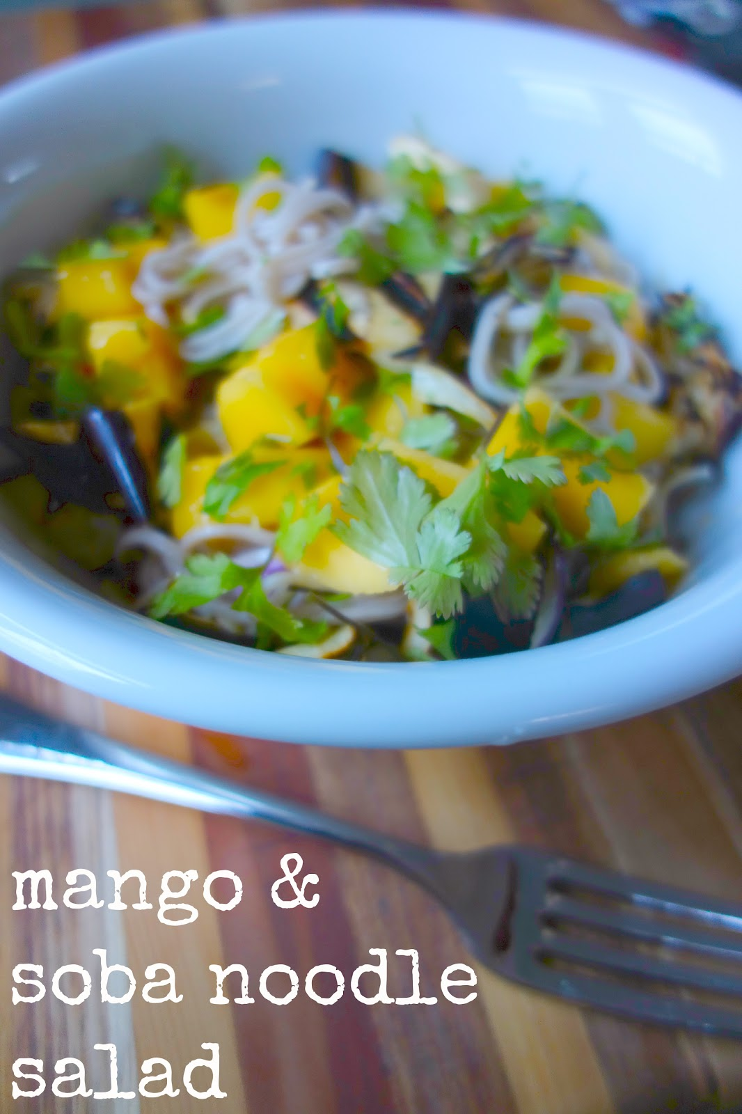 How to make Ottolenghi's mango and soba noodle salad – Gourmet ...