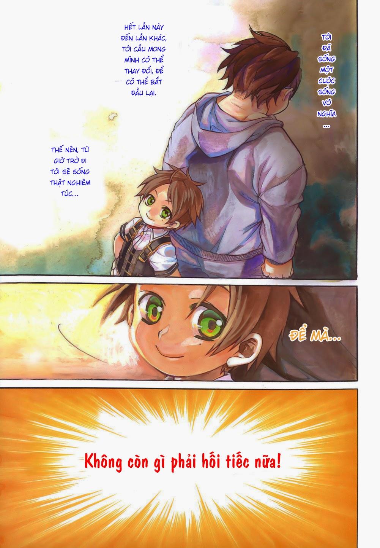Mushoku Tensei - Isekai Ittara Honki Dasu - Chapter 1 - Pic 2