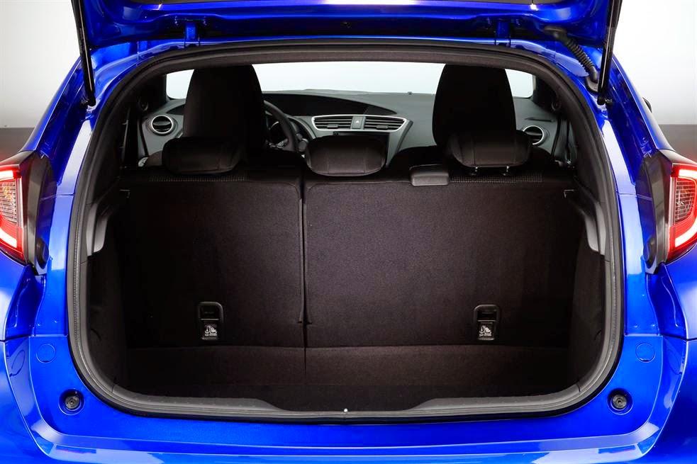 2015 Hoinda Civic 12 -  - So sánh Toyota Camry 2015 và Honda Civic - Sự so sánh khập khiễng
